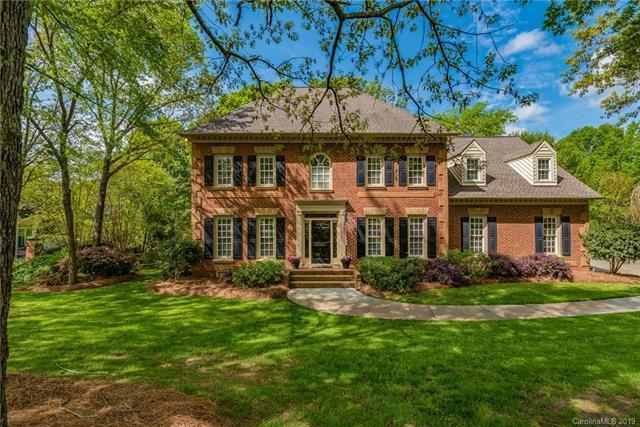 1100 Jericho Lane, Charlotte, NC 28270 (#3497601) :: Stephen Cooley Real Estate Group