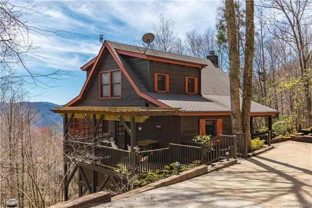270 Leatherwood Drive, Maggie Valley, NC 28751 (#3497660) :: Carlyle Properties