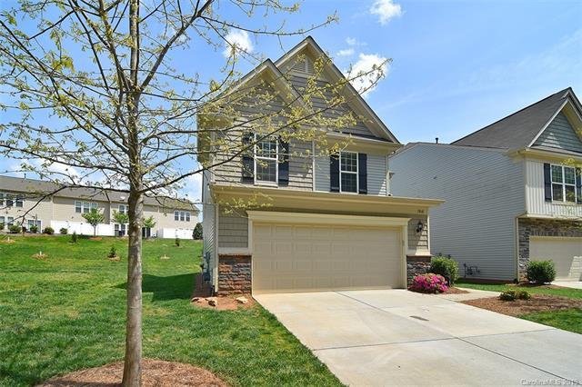 3841 Park South Station Boulevard, Charlotte, NC 28210 (#3497682) :: Homes Charlotte