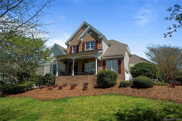 10104 Lafoy Drive, Huntersville, NC 28078 (#3497760) :: LePage Johnson Realty Group, LLC