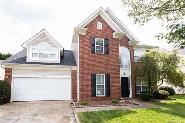 123 Bluffton Drive, Mooresville, NC 28115 (#3497925) :: Rinehart Realty