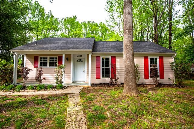 4503 Nicks Tavern Road, Charlotte, NC 28215 (#3497930) :: Charlotte Home Experts