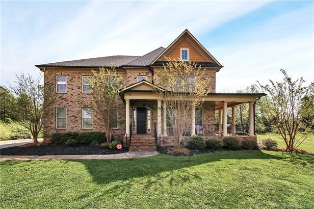 8000 Fletcher Court, Waxhaw, NC 28173 (#3497977) :: Keller Williams South Park