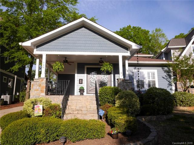 720 Mcdonald Avenue, Charlotte, NC 28203 (#3498040) :: Stephen Cooley Real Estate Group