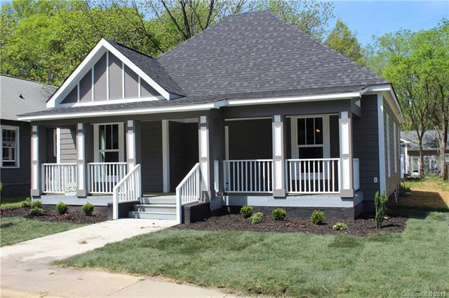 1517 Parkwood Avenue, Charlotte, NC 28205 (#3498075) :: Washburn Real Estate