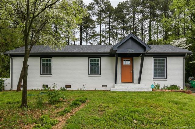 3516 Birch Court #9, Charlotte, NC 28205 (#3498109) :: High Performance Real Estate Advisors