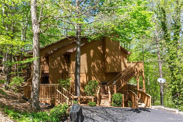 115 Bent Creek Boulevard #18, Lake Lure, NC 28746 (#3498111) :: The Ann Rudd Group