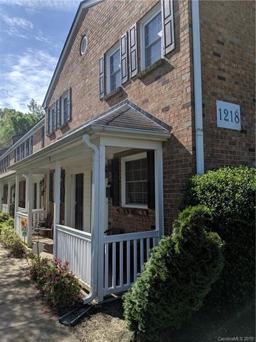 1218 Green Oaks Lane A, Charlotte, NC 28205 (#3498167) :: Team Honeycutt