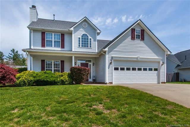 366 Glensprings Drive, Fletcher, NC 28732 (#3498179) :: Puffer Properties