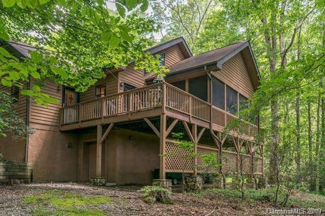 662 Cherokee Point, Lake Toxaway, NC 28747 (#3498181) :: Odell Realty