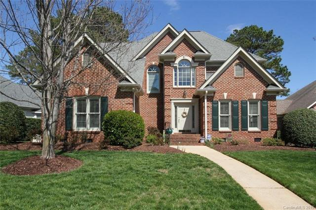 17128 Players Ridge Drive, Cornelius, NC 28031 (#3498194) :: Mossy Oak Properties Land and Luxury