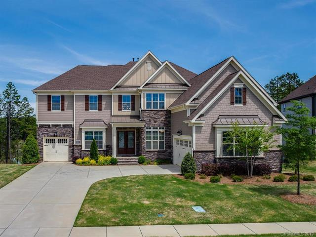 17422 Hawkwatch Lane, Charlotte, NC 28278 (#3498282) :: Exit Mountain Realty