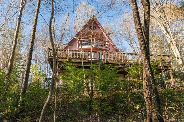 464 Brunswick Drive, Waynesville, NC 28786 (#3498348) :: MartinGroup Properties