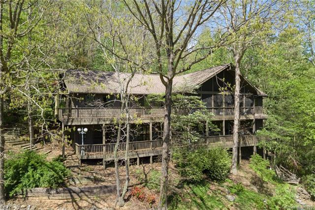 621 Grandview Drive, Lake Lure, NC 28746 (#3498405) :: The Ann Rudd Group