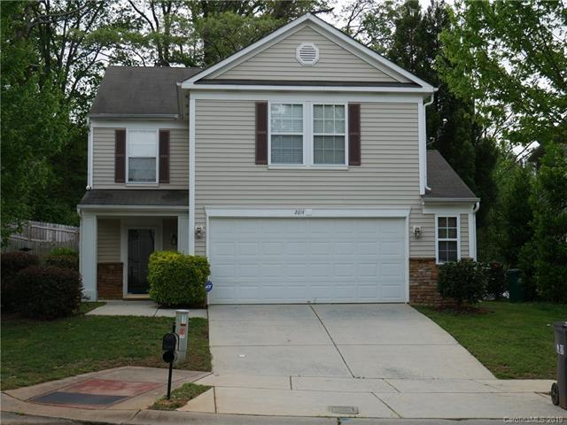 2614 Meadow Knoll Drive, Charlotte, NC 28269 (#3498436) :: Odell Realty