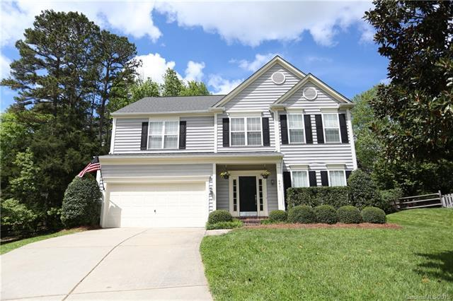 6401 Fillian Lane, Charlotte, NC 28269 (#3498443) :: The Ramsey Group