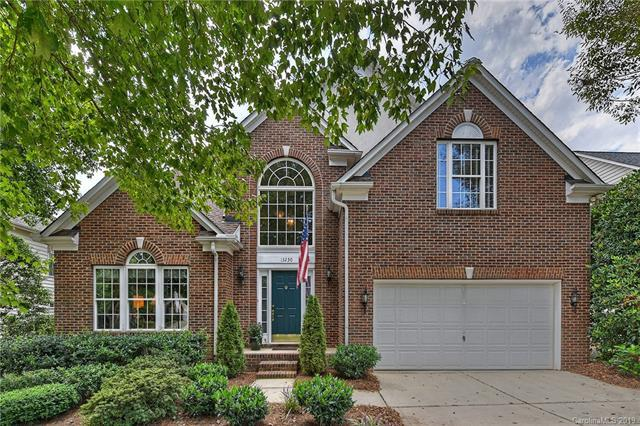 13230 Fremington Road, Huntersville, NC 28078 (#3498480) :: Odell Realty