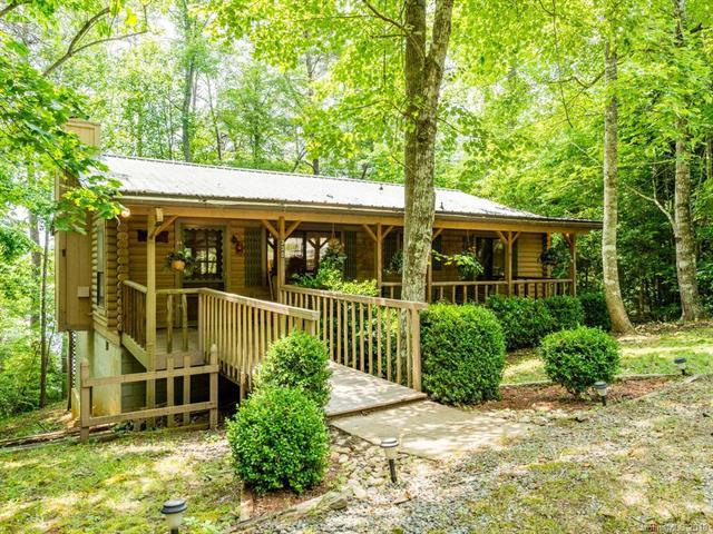 330 Mallard Road, Lake Lure, NC 28746 (#3498533) :: DK Professionals Realty Lake Lure Inc.