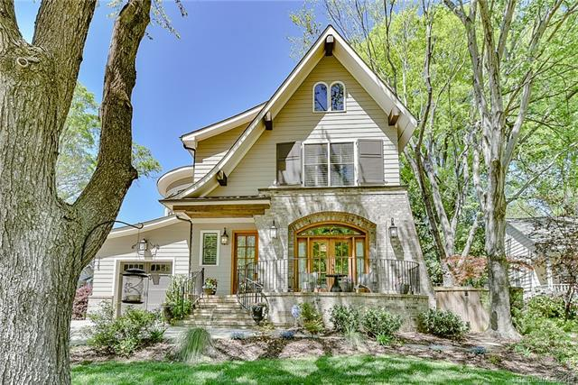 725 Ideal Way, Charlotte, NC 28203 (#3498535) :: Scarlett Real Estate