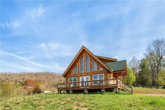 2 Barntop Drive, Leicester, NC 28748 (#3498592) :: Keller Williams Professionals