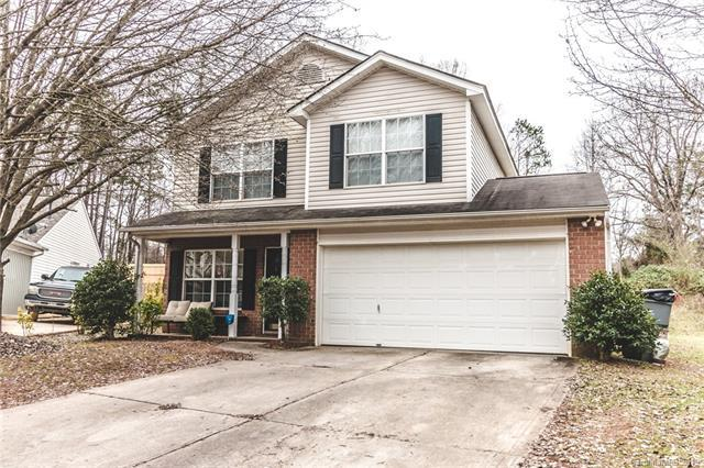 3609 Old Wagon Road, Charlotte, NC 28269 (#3498598) :: Stephen Cooley Real Estate Group