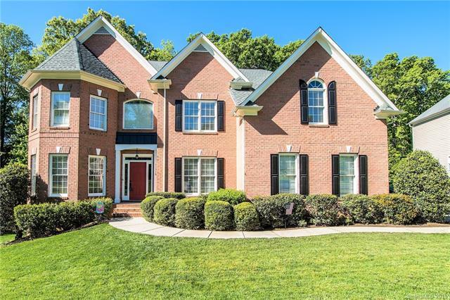 11318 Canoe Cove Lane, Huntersville, NC 28078 (#3498651) :: Scarlett Real Estate