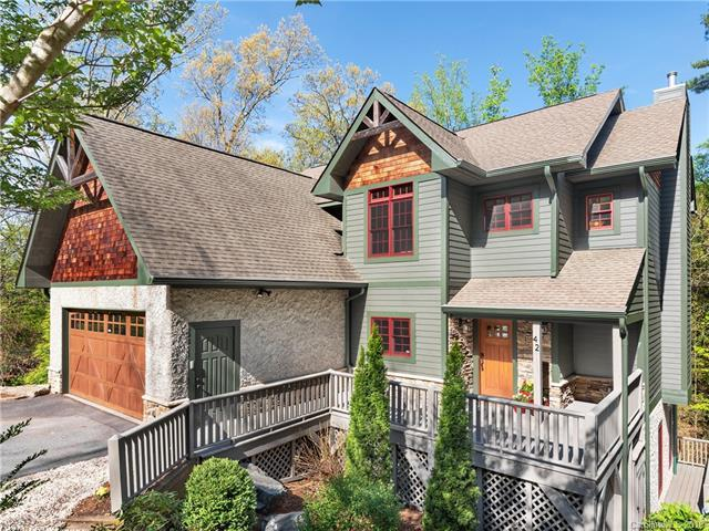 42 Woodhaven Road, Asheville, NC 28805 (#3498659) :: Exit Realty Vistas