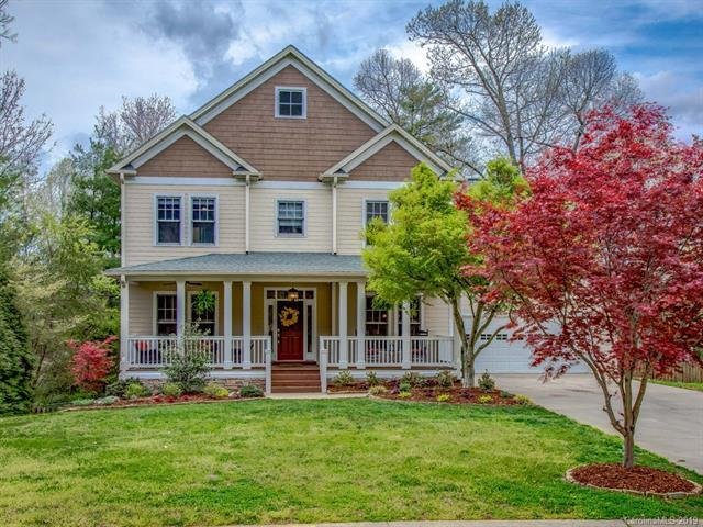 16 Dianthus Drive, Asheville, NC 28803 (#3498698) :: Charlotte Home Experts