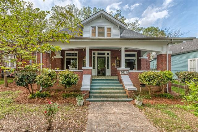 401.5 W Franklin Street, Monroe, NC 28112 (#3498729) :: High Performance Real Estate Advisors