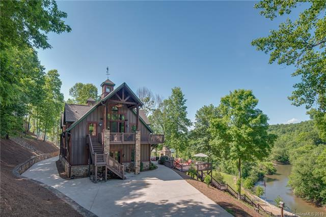 651 V S Dalton Road, Rutherfordton, NC 28139 (#3498788) :: Robert Greene Real Estate, Inc.