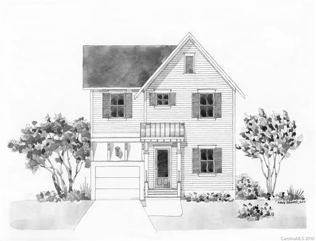1821 Summey Avenue Lot 4, Charlotte, NC 28205 (#3498824) :: IDEAL Realty