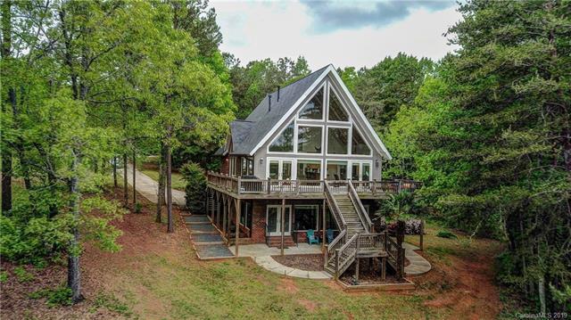 22970 Lake Tillery Road, Albemarle, NC 28001 (#3498884) :: MartinGroup Properties