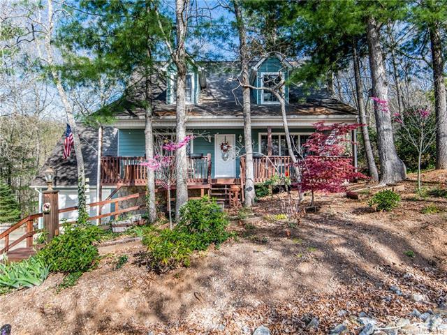 201 Francis Asbury Road, Waynesville, NC 28785 (#3498901) :: Scarlett Real Estate