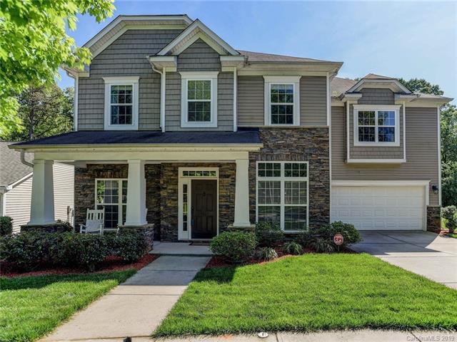 7613 Chaddsley Drive, Huntersville, NC 28078 (#3498905) :: Scarlett Real Estate