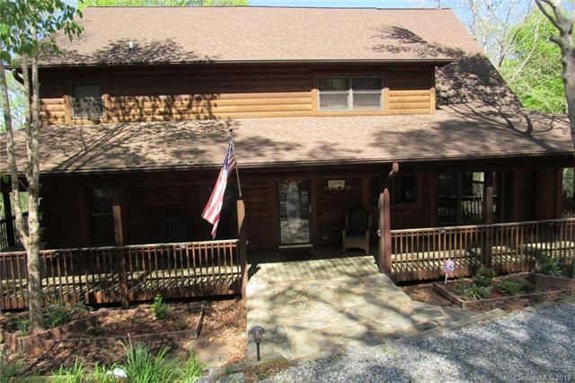 156 Sassafras Ridge 47 & 97, Rutherfordton, NC 28139 (#3498965) :: Keller Williams Professionals