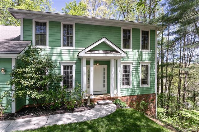 30 Weston Heights Drive, Asheville, NC 28803 (#3498975) :: Scarlett Real Estate