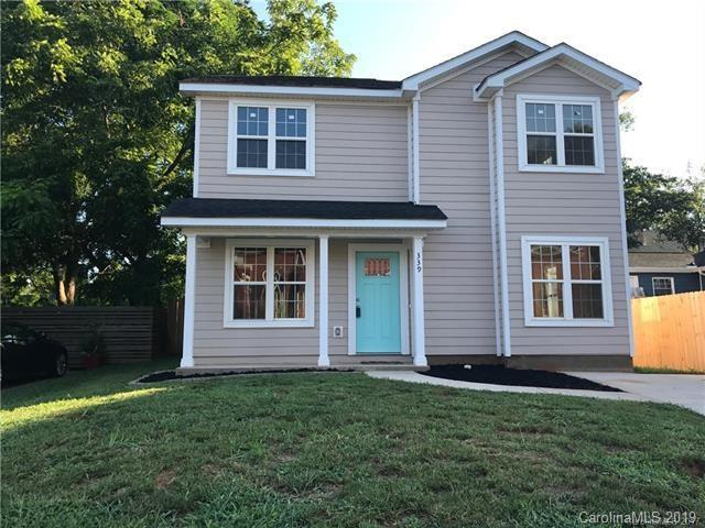 339 Cemetery Street, Charlotte, NC 28216 (#3499015) :: Rinehart Realty