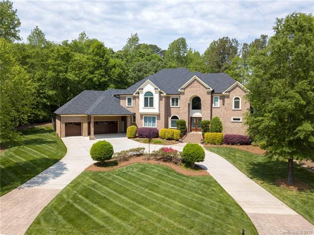 5001 Oxfordshire Road, Waxhaw, NC 28173 (#3499116) :: High Performance Real Estate Advisors