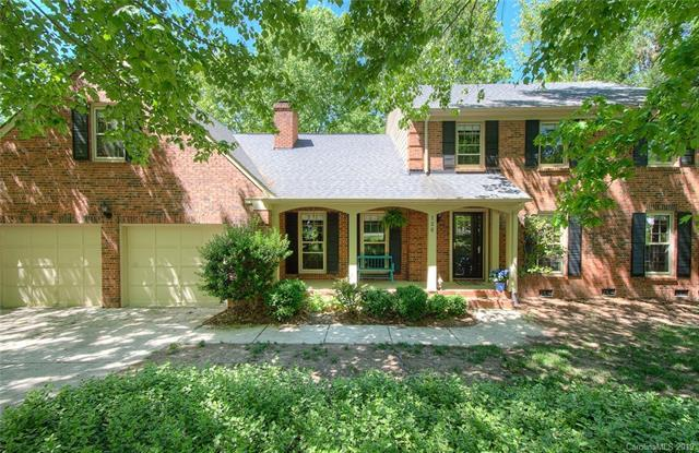 126 Savannah Drive, Matthews, NC 28105 (#3499201) :: The Ramsey Group