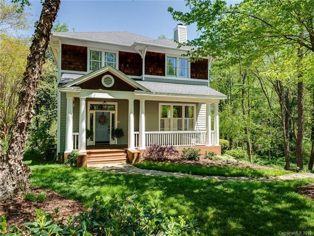 2249 Club Road, Charlotte, NC 28205 (#3499222) :: Scarlett Real Estate