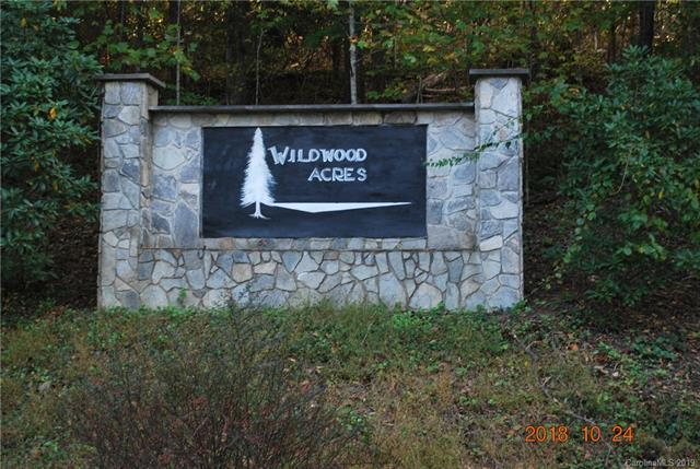 Lot 8 Wildwood Mountain Lane #8, Marion, NC 28752 (#3499321) :: Keller Williams Professionals