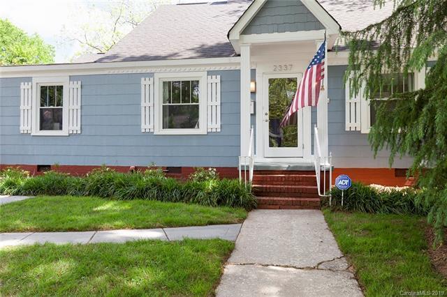 2337 Commonwealth Avenue, Charlotte, NC 28205 (#3499391) :: Scarlett Real Estate