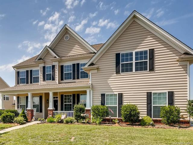 7200 Streamhaven Drive, Harrisburg, NC 28075 (#3499443) :: The Ramsey Group