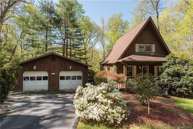 63 Falling Oak Lane, Hendersonville, NC 28739 (#3499489) :: Scarlett Real Estate