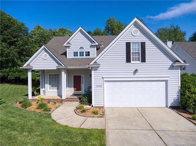 6224 Tuskan Drive, Charlotte, NC 28270 (#3499542) :: Keller Williams South Park