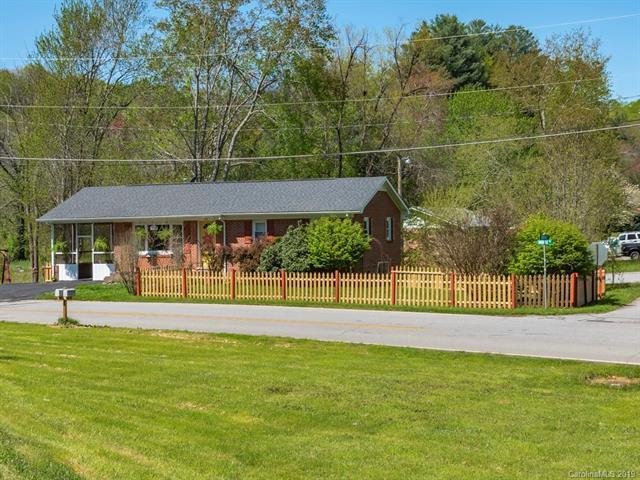 242 Oakdale Road, Waynesville, NC 28786 (#3499547) :: Miller Realty Group