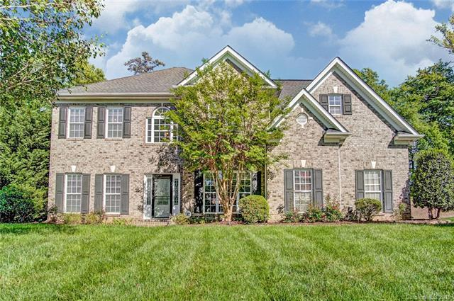 3514 Cameron Creek Drive, Matthews, NC 28105 (#3499571) :: The Ramsey Group