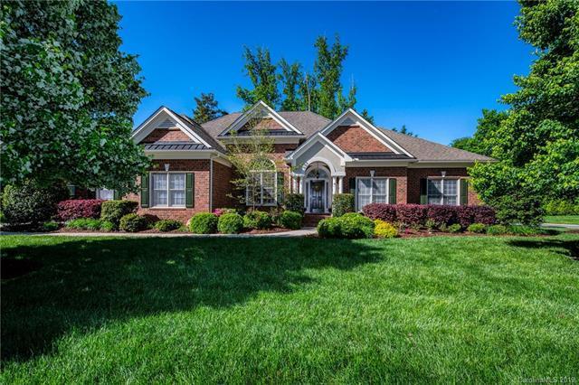 3000 Shalford Lane, Matthews, NC 28104 (#3499573) :: High Performance Real Estate Advisors