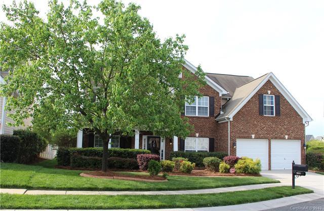 9611 Tramacera Court, Concord, NC 28027 (#3499738) :: LePage Johnson Realty Group, LLC