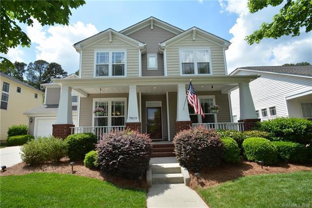 7813 Chaddsley Drive, Huntersville, NC 28078 (#3499766) :: MartinGroup Properties